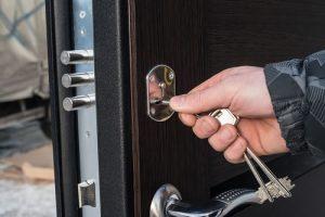cambio delle serrature